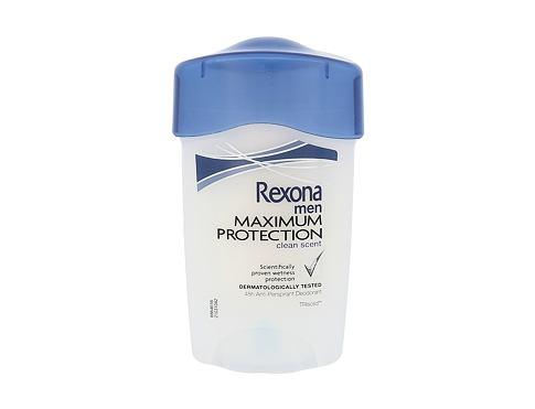 Rexona Men Clean Scent 45 ml antiperspirant Cream pro muže