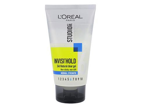 L´Oréal Paris Studio Line Invisi´ Hold 24H 150 ml gel na vlasy pro ženy