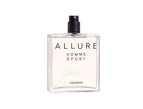 Chanel Allure Homme Sport Cologne 100 ml EDC Tester pro muže