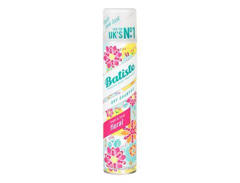 Batiste Floral 200 ml suchý šampon unisex