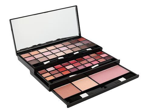 Makeup Trading Upstairs II dekorativní kazeta dárková sada pro ženy - Complete Makeup Palette