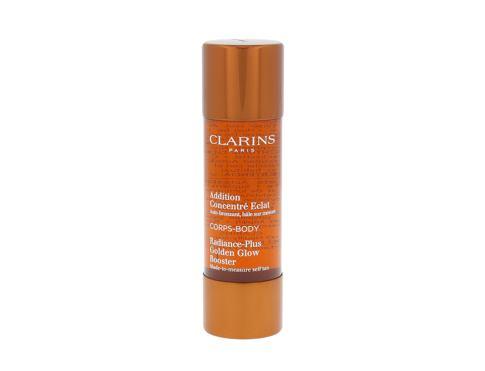 Clarins Radiance-Plus Glow Booster 30 ml samoopalovací přípravek pro ženy