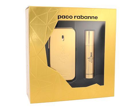 Paco Rabanne 1 Million EDT dárková sada pro muže - EDT 50 ml + EDT 10 ml