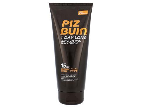PIZ BUIN 1 Day Long SPF15 200 ml opalovací přípravek na tělo pro ženy