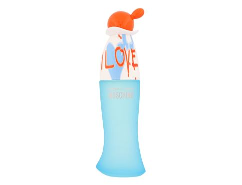 Moschino Cheap And Chic I Love Love 100 ml EDT pro ženy