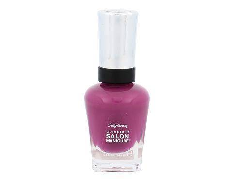 Sally Hansen Complete Salon Manicure 14,7 ml lak na nehty 414 Cherry Cherry Bang Bang pro ženy