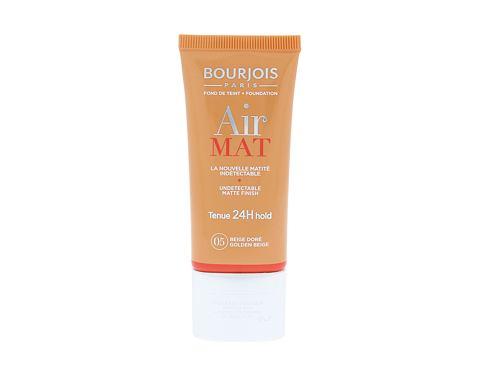 BOURJOIS Paris Air Mat SPF10 30 ml makeup 05 Golden Beige pro ženy