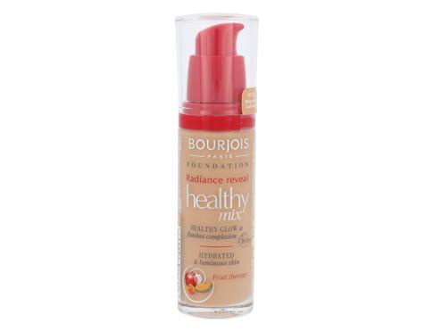 BOURJOIS Paris Healthy Mix 30 ml makeup 55 Dark Beige pro ženy