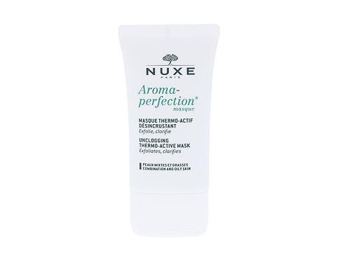 NUXE Aroma-Perfection Unclogging Thermo-Active Mask 40 ml pleťová maska pro ženy