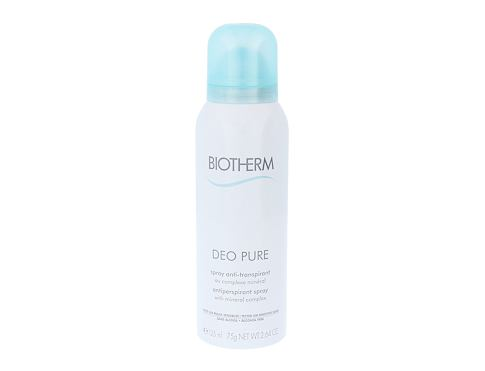 Biotherm Deo Pure 125 ml antiperspirant Deospray pro ženy
