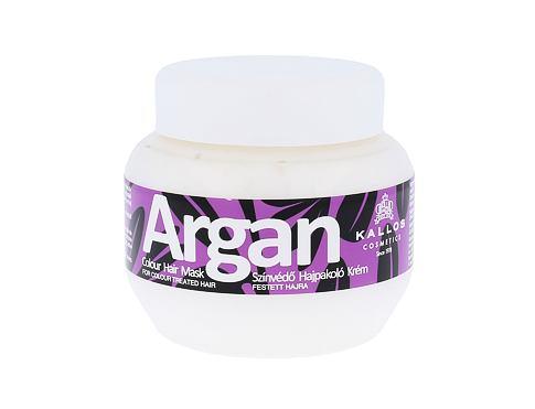 Kallos Cosmetics Argan 275 ml maska na vlasy pro ženy