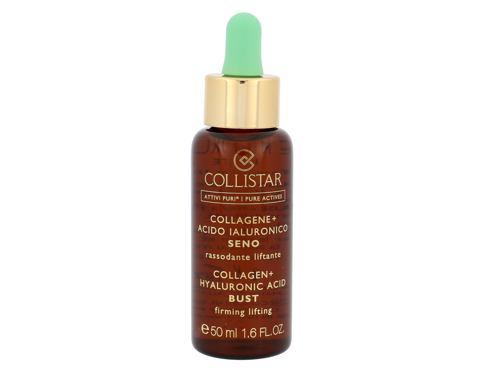 Collistar Pure Actives Collagen + Hyaluronic Acid Bust 50 ml sérum na poprsí pro ženy