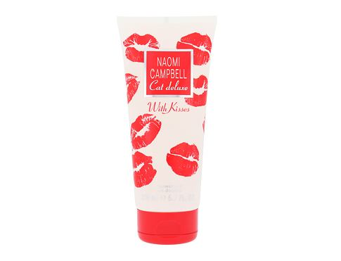Naomi Campbell Cat Deluxe With Kisses 200 ml sprchový gel pro ženy