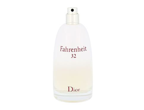 Christian Dior Fahrenheit 32 100 ml EDT Tester pro muže