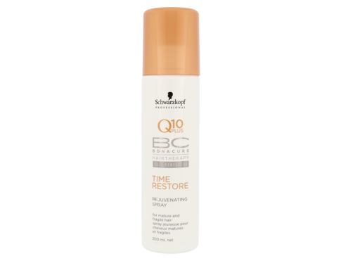 Schwarzkopf BC Bonacure Q10 Time Restore 200 ml olej a sérum na vlasy pro ženy
