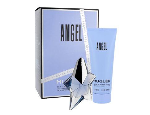 Thierry Mugler Angel EDP dárková sada pro ženy - EDP 50 ml + tělové mléko 100 ml