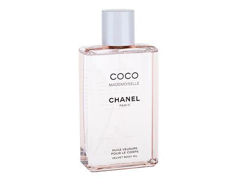 Chanel Coco Mademoiselle 200 parfémovaný olej pro ženy