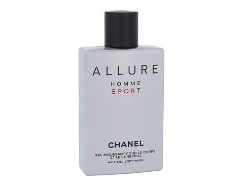 Chanel Allure Homme Sport 200 ml sprchový gel pro muže