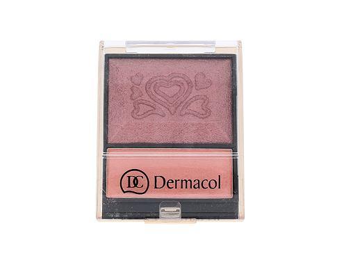 Dermacol Blush & Illuminator 9 g tvářenka 4 pro ženy