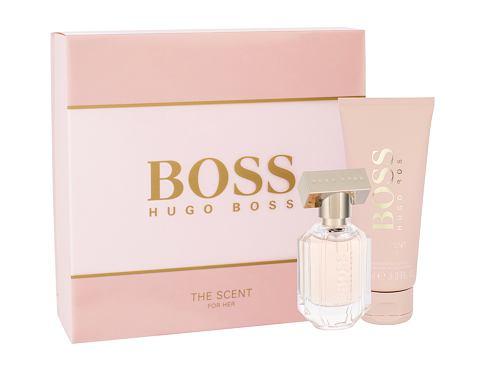 HUGO BOSS Boss The Scent For Her EDP dárková sada pro ženy - EDP 30 ml + tělové mléko 100 ml