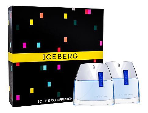 Iceberg Effusion Man EDT dárková sada pro muže - EDT 75 ml + voda po holení 75 ml