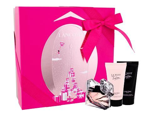 Lancome La Nuit Trésor EDP dárková sada pro ženy - EDP 50 ml + tělové mléko 50 ml+ sprchový gel 50 ml