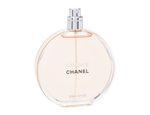 Chanel Chance Eau Vive 100 ml EDT Tester pro ženy