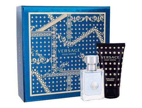 Versace Pour Homme EDT dárková sada pro muže - EDT 30 ml + sprchový gel 50 ml