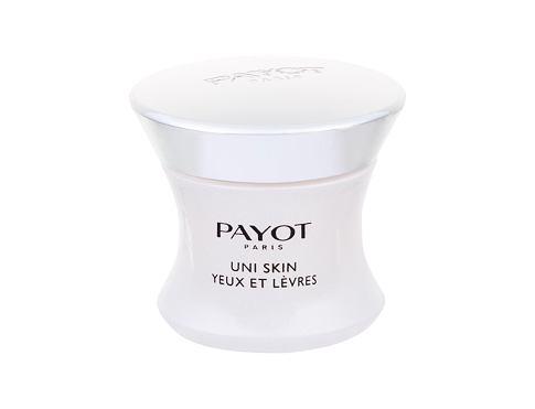 PAYOT Uni Skin Yeux Et Levres 15 ml oční krém Poškozená krabička pro ženy