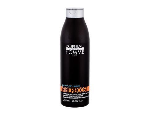 L´Oréal Professionnel Homme Fiberboost 250 ml šampon pro muže