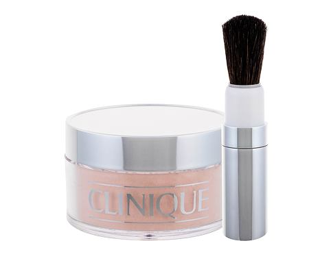 Pudr Clinique Blended Face Powder And Brush 35 g 04 Transparency