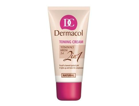 Dermacol Toning Cream 30 ml bb krém 04 Natural pro ženy