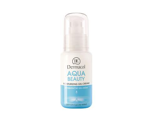 Dermacol Aqua Beauty 50 ml pleťový gel pro ženy