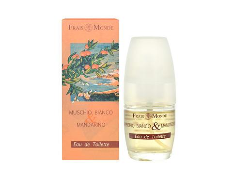 Frais Monde White Musk And Mandarin Orange 30 ml EDT pro ženy