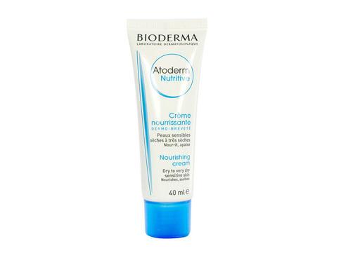 BIODERMA Atoderm Nutritive Cream 40 ml denní pleťový krém pro ženy