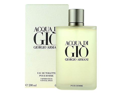 Giorgio Armani Acqua di Gio Pour Homme 200 ml EDT Poškozená krabička pro muže