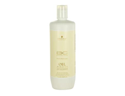 Schwarzkopf BC Bonacure Oil Miracle Light Oil 1000 ml šampon pro ženy