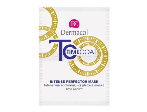 Dermacol Time Coat Intense Perfector 16 g pleťová maska pro ženy