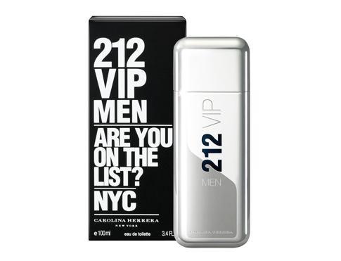 Carolina Herrera 212 VIP Men 50 ml EDT Tester pro muže