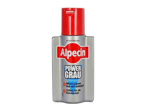 Alpecin PowerGrey 200 ml šampon pro muže