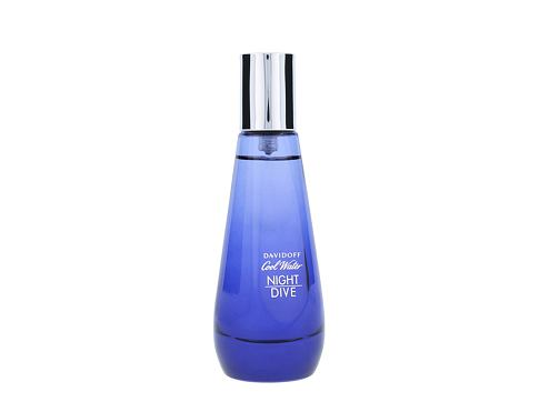 Davidoff Cool Water Night Dive Woman 50 ml EDT pro ženy