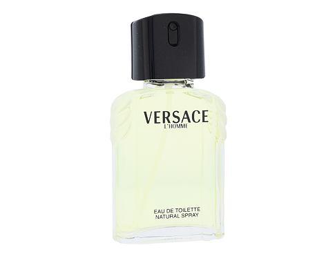 Versace L´Homme 100 ml EDT Tester pro muže