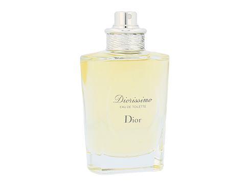Christian Dior Les Creations de Monsieur Dior Diorissimo 100 ml EDT Tester pro ženy