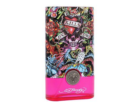 Christian Audigier Ed Hardy Hearts & Daggers 100 ml EDP pro ženy