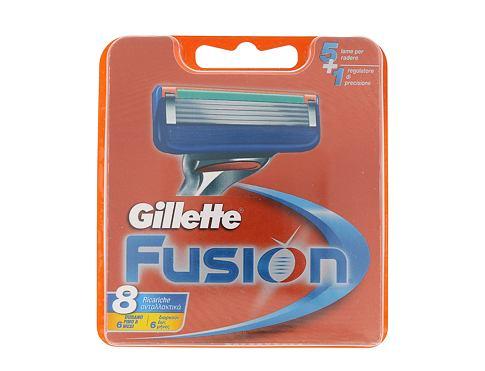 Gillette Fusion 8 ks náhradní břit pro muže