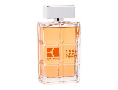 HUGO BOSS Boss Orange Man Feel Good Summer 100 ml EDT pro muže
