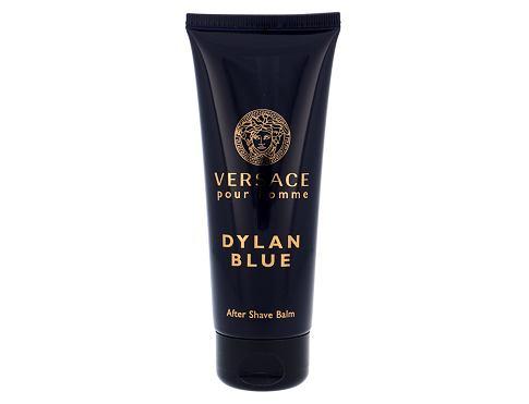 Versace Pour Homme Dylan Blue 100 ml balzám po holení pro muže