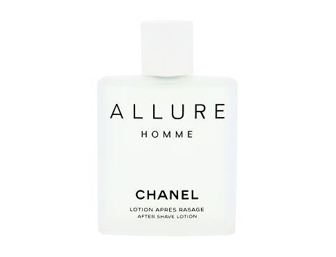 Chanel Allure Homme Edition Blanche 100 ml voda po holení Poškozená krabička pro muže