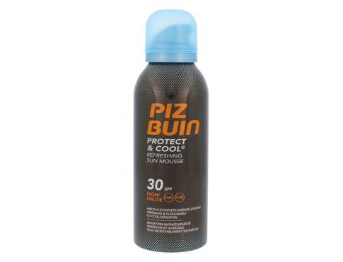 PIZ BUIN Protect & Cool SPF30 150 ml opalovací přípravek na tělo voděodolná unisex