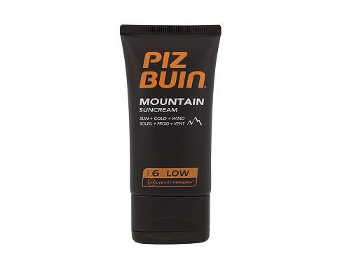 PIZ BUIN Mountain SPF6 40 ml opalovací přípravek na obličej unisex